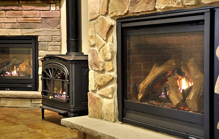 Converting a Wood Fireplace with Heller's – Your Local Carlisle Propane Supplier