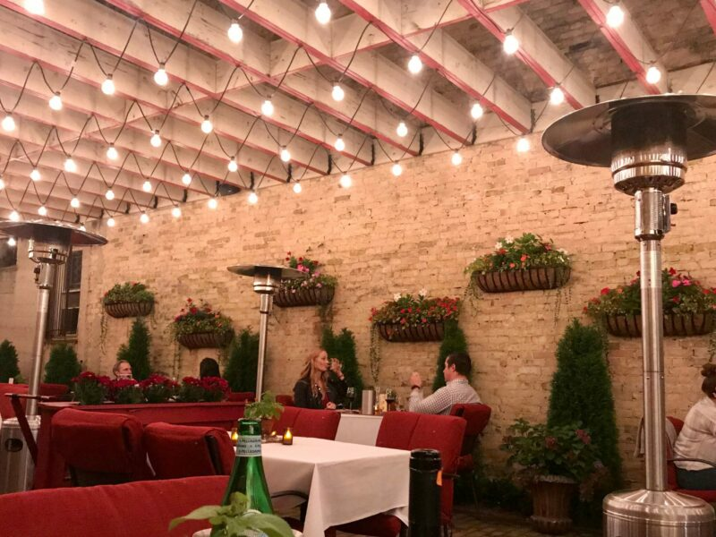 Creating an Outdoor Dining Experience for Restaurants Using Propane
